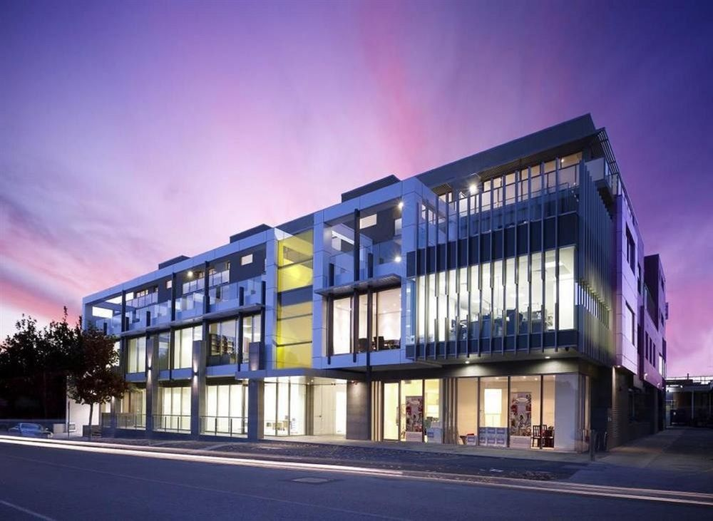Exterior at Caroline Serviced Apartments - Citybase Apartments