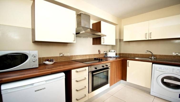 Beautiful kitchen in Staycity Dublin Christchurch - Citybase Apartments