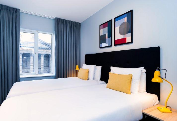 Bed at Staycity Dublin Christchurch, Centre, Dublin - Citybase Apartments