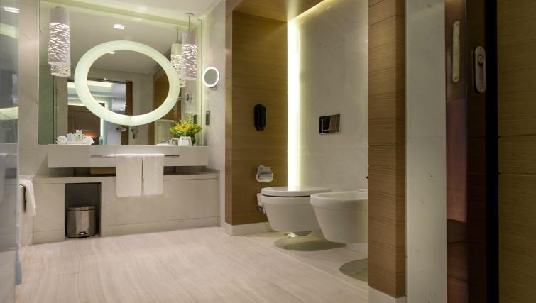 Bathroom at Towers Rotana Apartments - Citybase Apartments