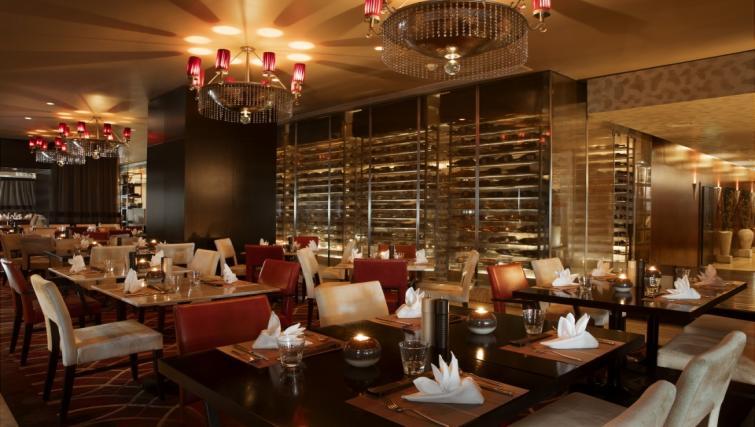 Restaurant at Towers Rotana Apartments - Citybase Apartments