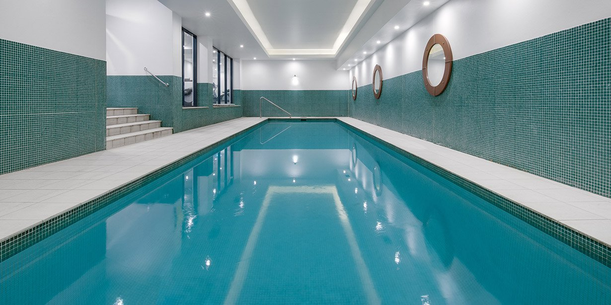 Amazing pool area at Adina Apartment Hotel Coogee - Citybase Apartments