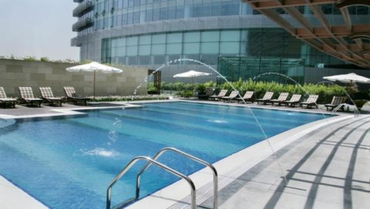 Pool in BurJuman Arjaan Apartments - Citybase Apartments