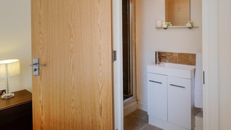Sink at Hanbury Street Apartments - Citybase Apartments