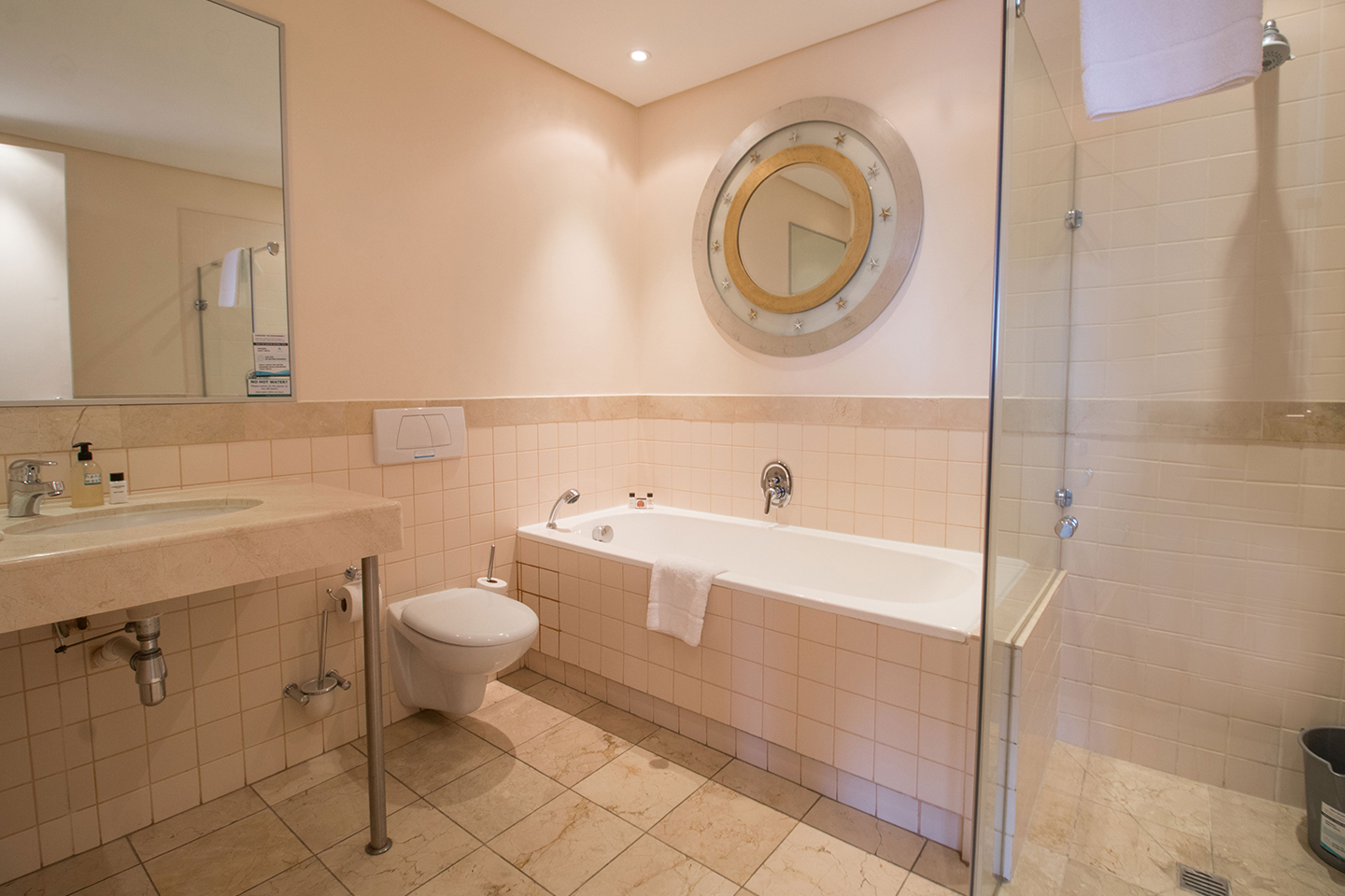 Bath at Waterfront Village, Waterfront, Cape Town - Citybase Apartments