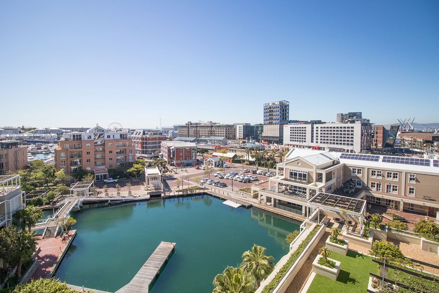 View from Waterfront Village, Waterfront, Cape Town - Citybase Apartments