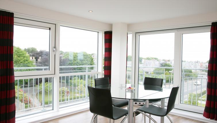 Dining area at Kepplestone Manor - Citybase Apartments