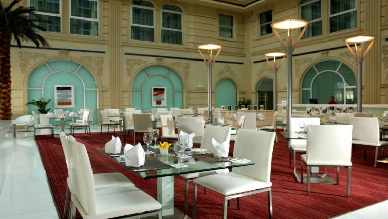 Restaurant at Villa Rotana Apartments - Citybase Apartments