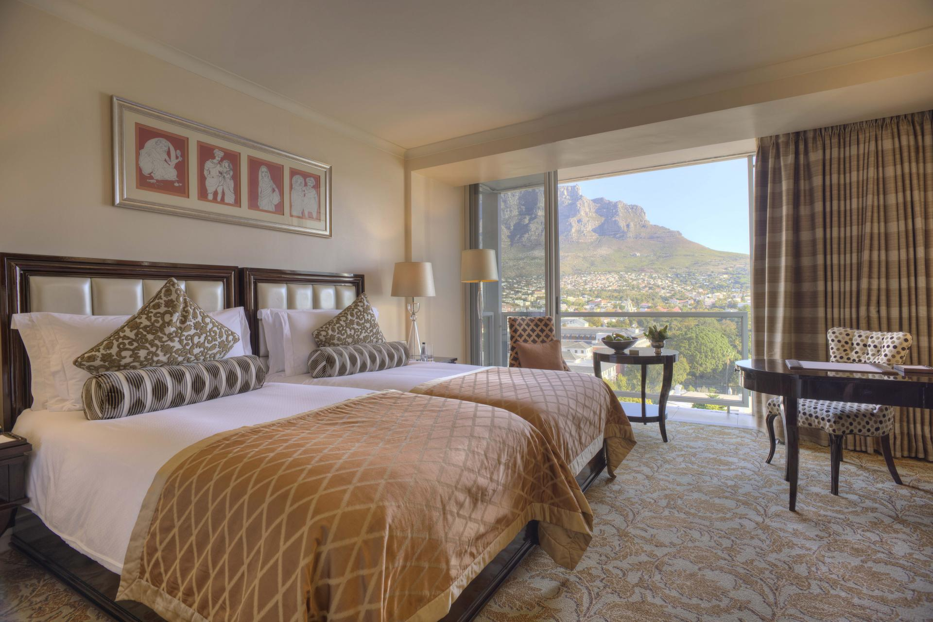 Twin Room at Taj Cape Town, Centre, Cape Town - Citybase Apartments