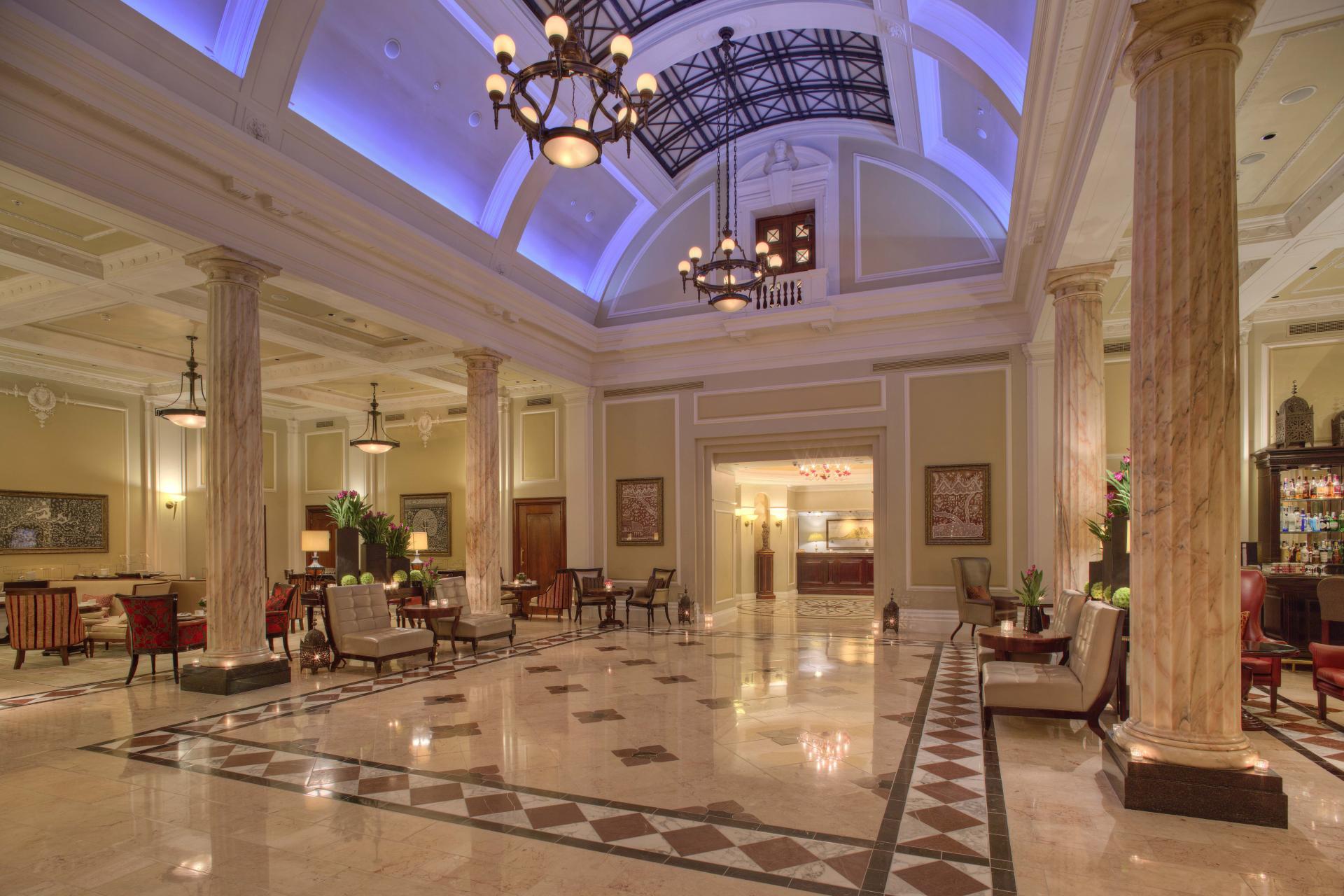 Main Lobby Area at Taj Cape Town, Centre, Cape Town - Citybase Apartments
