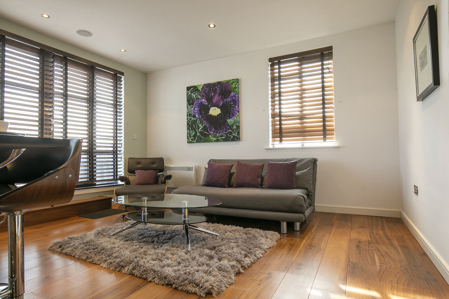 Rug at Wallis Square Apartments, Centre, Farnborough - Citybase Apartments