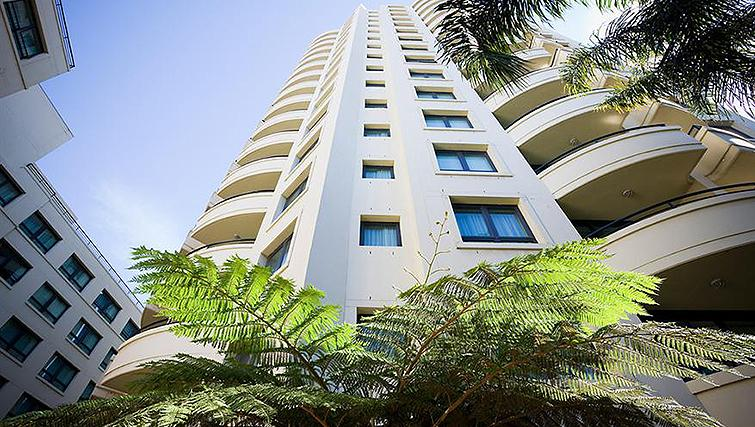 Exterior of Mantra Parramatta - Citybase Apartments