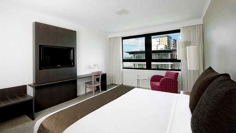 Bedroom at Mantra Parramatta - Citybase Apartments