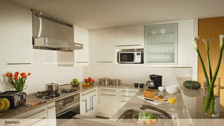 Outstanding kitchen in Oakwood Premier Tokyo Midtown - Citybase Apartments