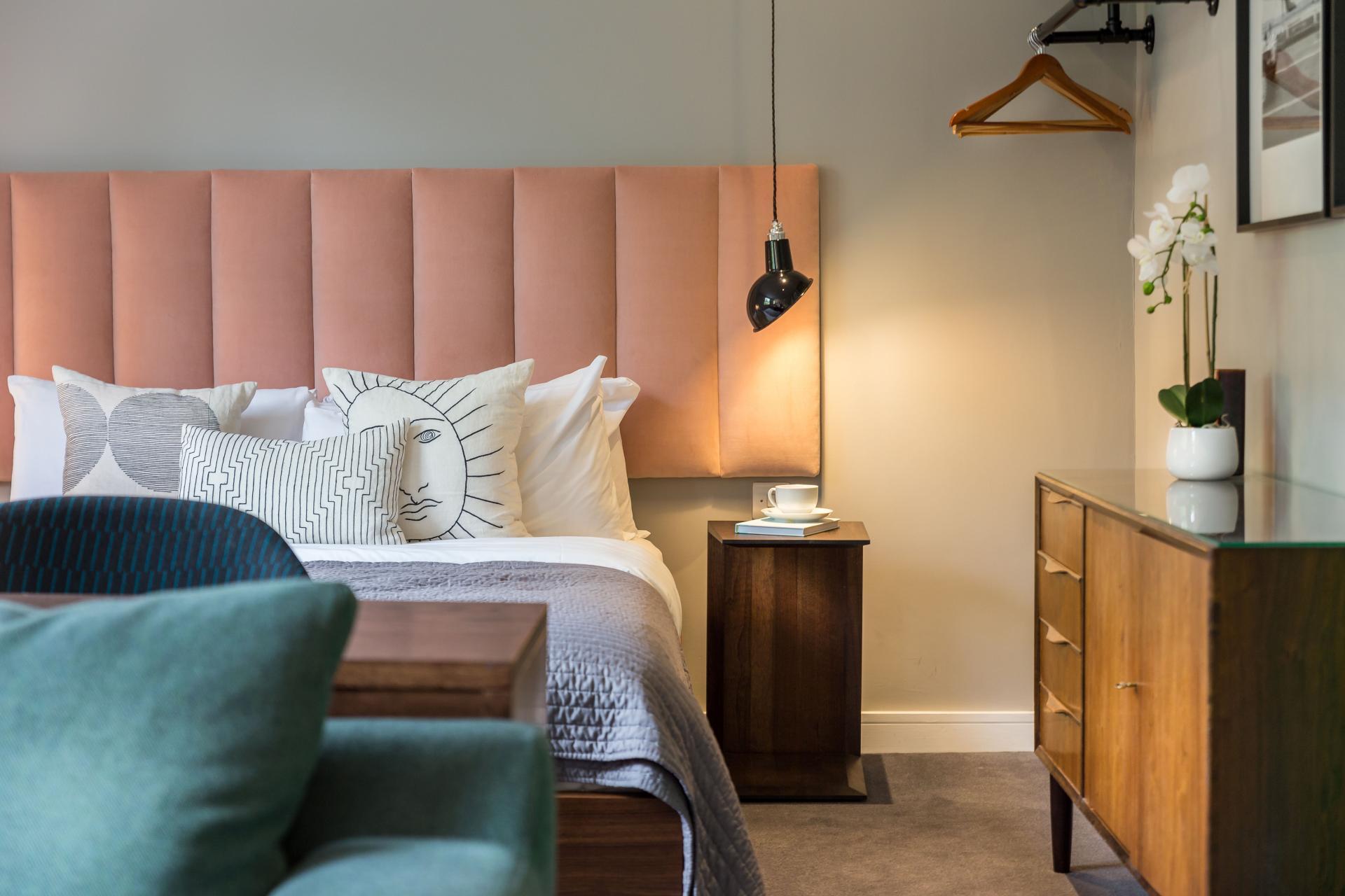 Bedroom at Native Hyde Park Apartments, Hyde Park, London - Citybase Apartments