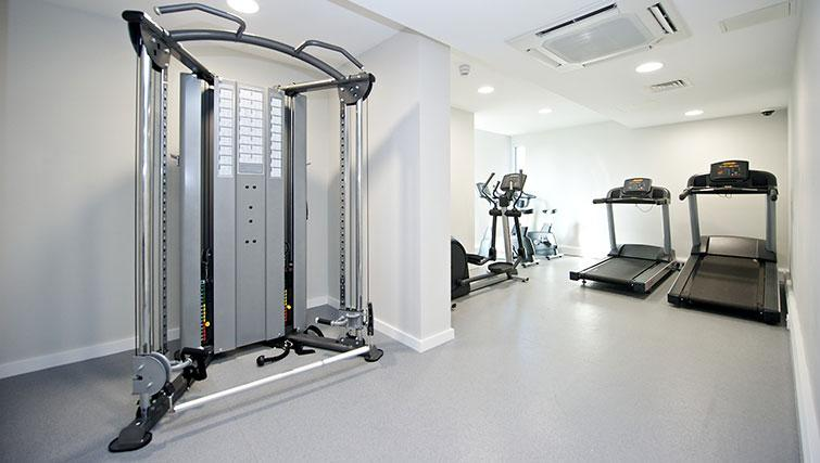 Fitness centre at Staycity London Heathrow - Citybase Apartments