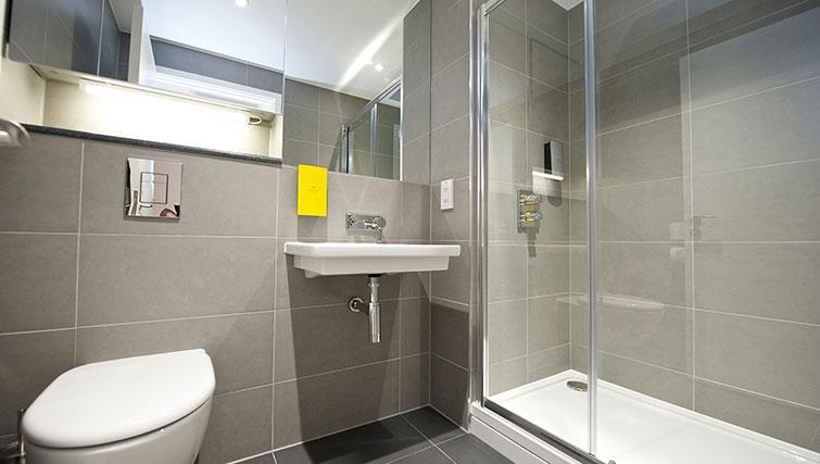 Bathroom at Staycity London Heathrow - Citybase Apartments