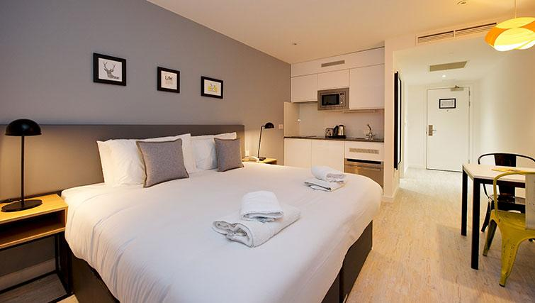 Studio apartment at Staycity London Heathrow - Citybase Apartments
