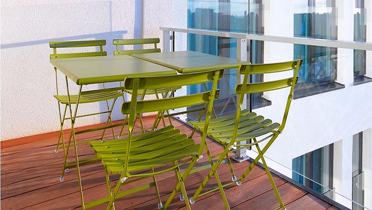 Terrace at Thon Residence Florence - Citybase Apartments