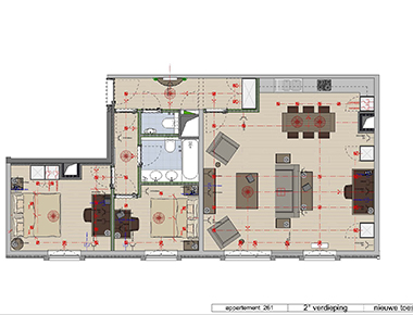 Stanhope Residence Apartments, EU Quarter, Brussels - Citybase Apartments