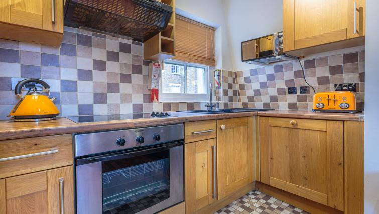 Kitchen at Castletown House - Citybase Apartments