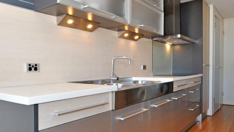 Gorgeous kitchen in Astra Perth CBD St Georges Terrace - Citybase Apartments