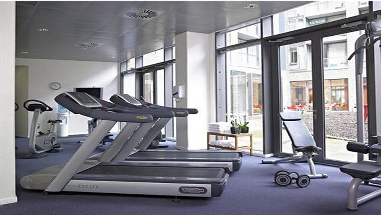 Functional gym at Adina Apartment Hotel Copenhagen - Citybase Apartments