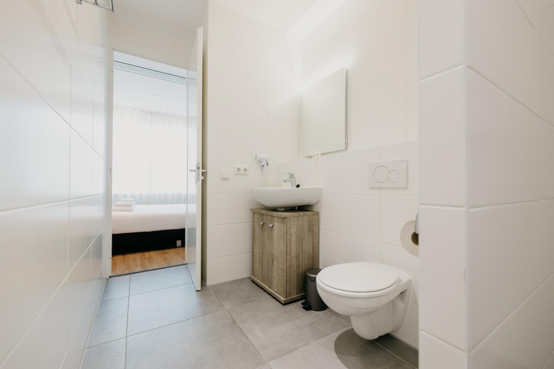 WC at Amsterdam ID Aparthotel, Sloterdijk, Amsterdam - Citybase Apartments