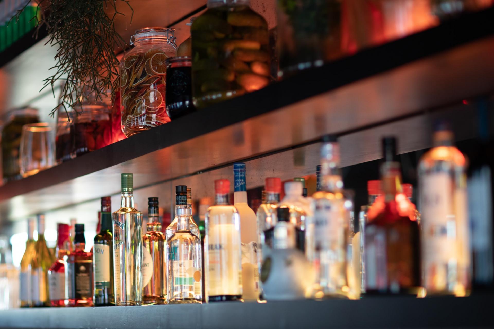 Bar at Amsterdam ID Aparthotel, Sloterdijk, Amsterdam - Citybase Apartments