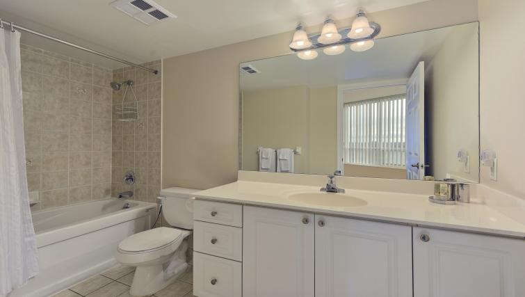 Bathroom at Forest Vista Apartments - Citybase Apartments