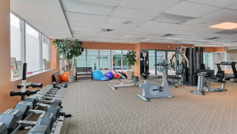 Gym at Forest Vista Apartments - Citybase Apartments
