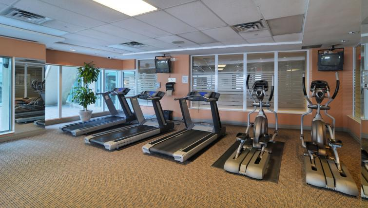 Fitness at Forest Vista Apartments - Citybase Apartments