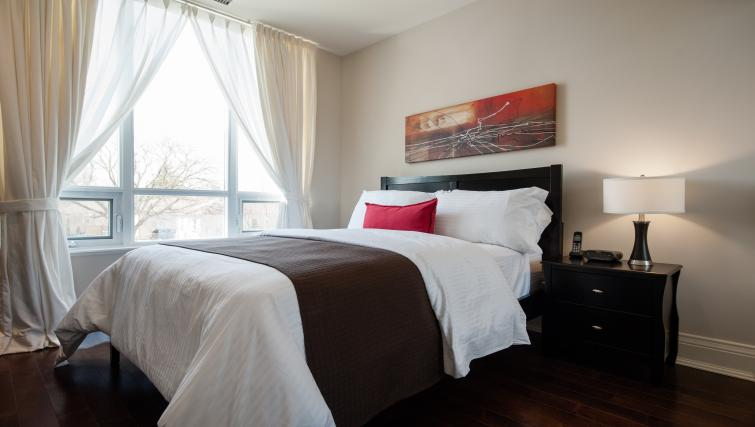 Double room at Meridian Apartments - Citybase Apartments