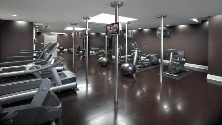 Gym at Meridian Apartments - Citybase Apartments
