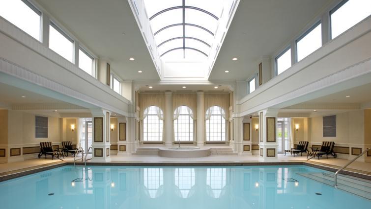 Pool at Meridian Apartments - Citybase Apartments