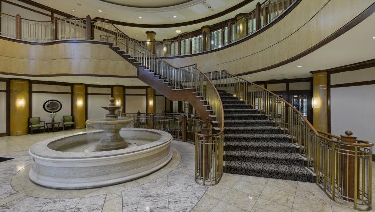 Hallway at Avondale Apartments - Citybase Apartments