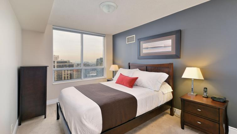 Bedroom at Avondale Apartments - Citybase Apartments