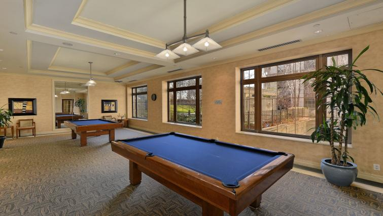 Pool table at Avondale Apartments - Citybase Apartments