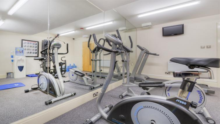 Gym at Holyrood Aparthotel - Citybase Apartments