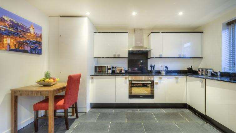 Kitchen at Holyrood Aparthotel - Citybase Apartments