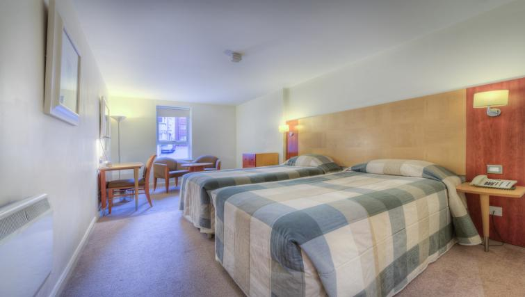 Beds at Holyrood Aparthotel - Citybase Apartments