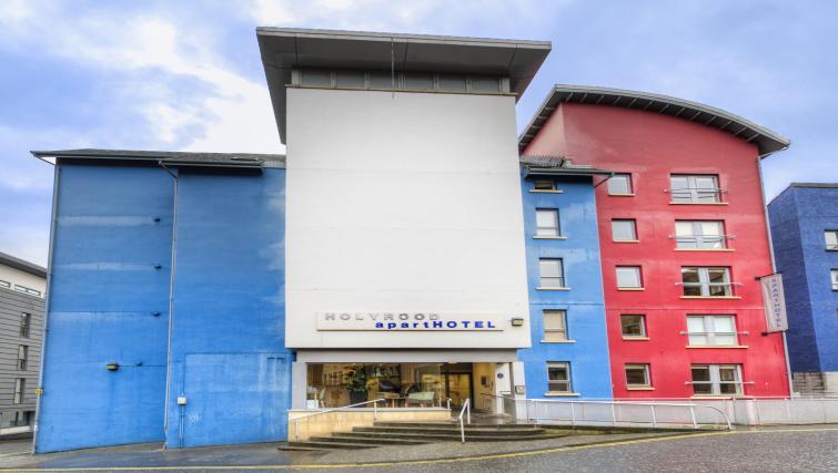 Exterior of Holyrood Aparthotel - Citybase Apartments