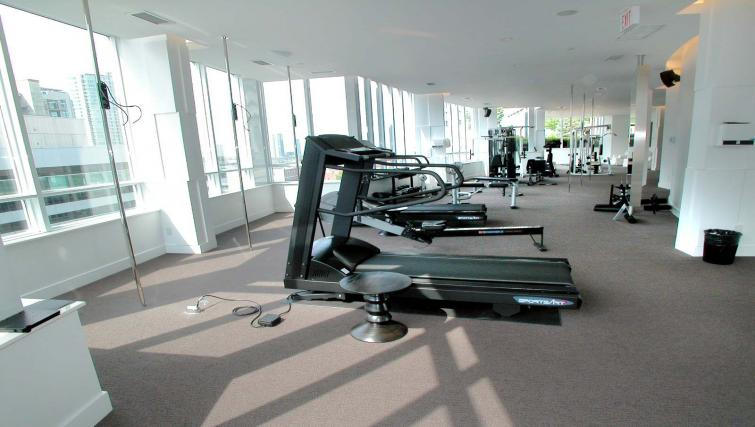 Gym in Icon Apartments - Citybase Apartments