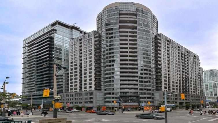 Exterior of Element Apartments - Citybase Apartments
