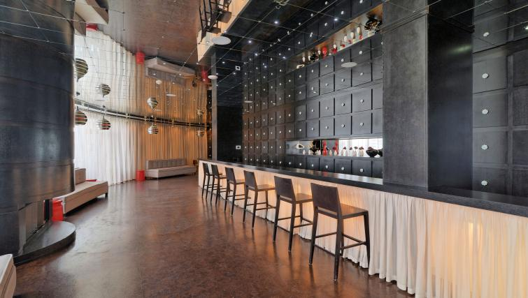 Party room at Element Apartments - Citybase Apartments