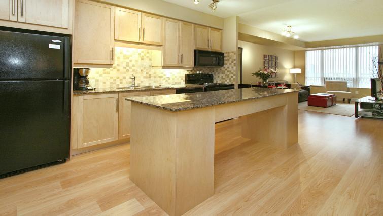 Kitchen at Element Apartments - Citybase Apartments