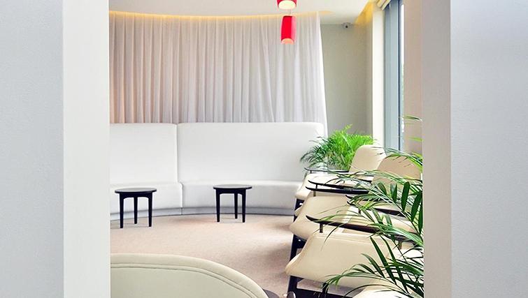Living area at So Battersea Apartments - Citybase Apartments
