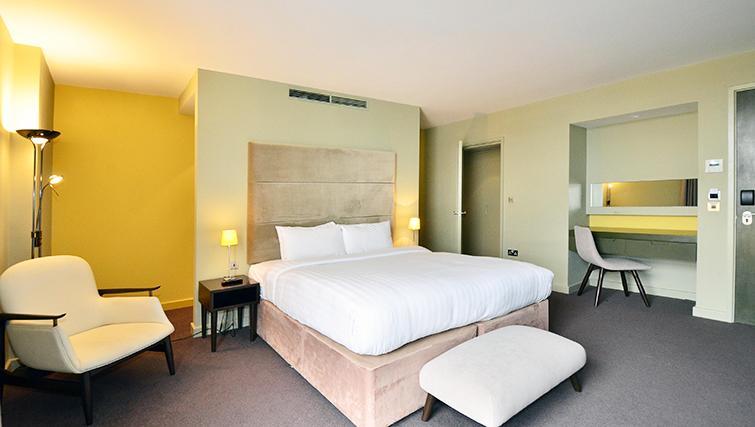Bedroom at So Battersea Apartments - Citybase Apartments