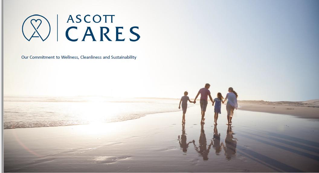 Ascott cares at Somerset Bencoolen Apartments, Bugis, Singapore - Citybase Apartments