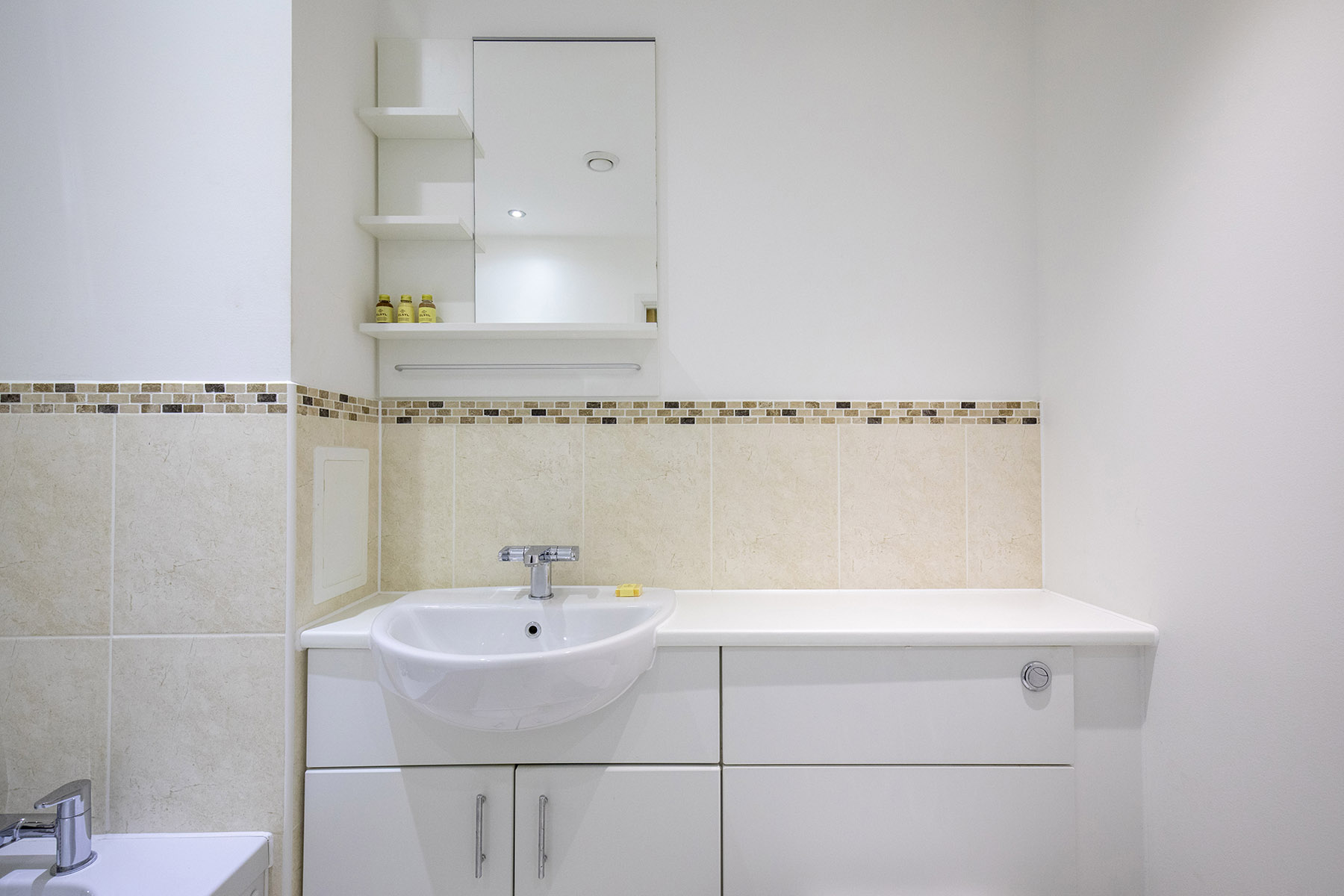 Sink at New Central Apartments, Centre, Woking - Citybase Apartments